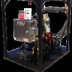 FRAC Relief Valve Units