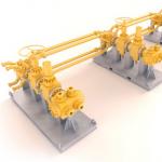Modular FRAC Manifolds