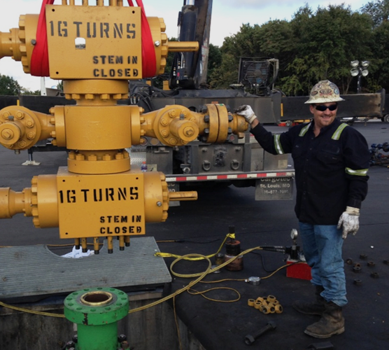 FRAC Operations Support