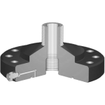B-1 Tubing Head Adapters